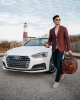 After leaving behind a successful banking career, Leo Chan and his girlfriend, Alicia Mara, have built Levitate Style into a major men's lifestyle influencer brand, with two clothing lines and partnerships with brands like Audi.