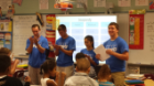In partnership with KPMG, Beta Alpha Psi implemented a literacy event at Southside Elementary School in Buffalo and provided each second grade student with three free books.