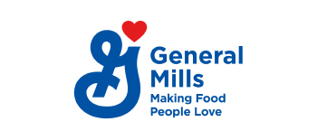 General Mills logo with tag line making food people love