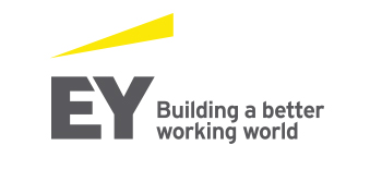 EY logo with tag line building a better working world