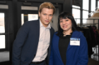 In March, Molly Anderson met Pulitzer Prize-winning investigative journalist Ronan Farrow, whose explosive reporting helped ignite the #MeToo movement.