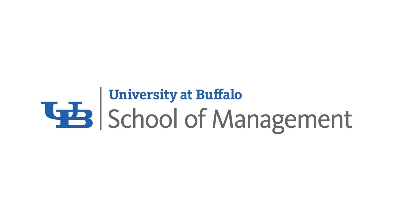 School Of Management University At Buffalo