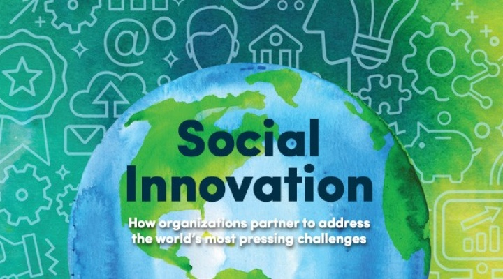 Social innovation cover photo links to main page of Autumn 2017 issue.