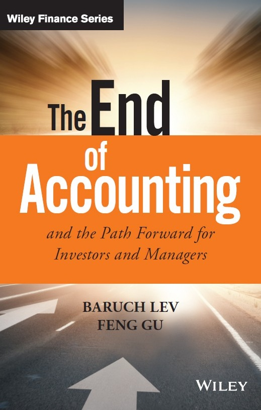 The End of Accounting.