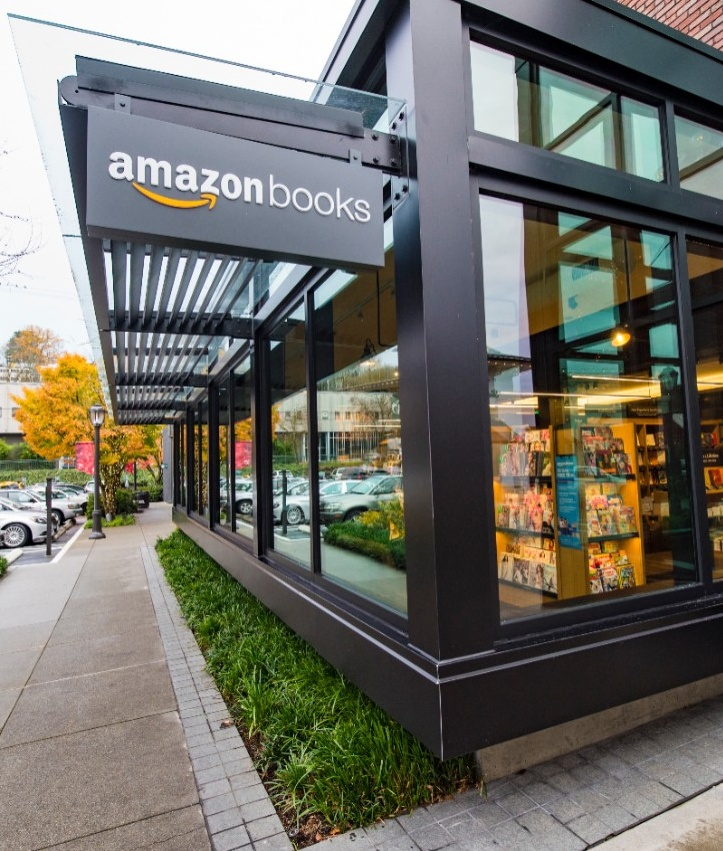 The first Amazon Books physical store opened in Seattle in 2015. Today, Amazon operates 13 U.S. bookstores, with plans for more in the near future.