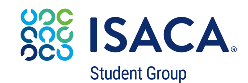 ISACA student group logo.
