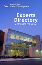 UB School of Management Experts Directory.