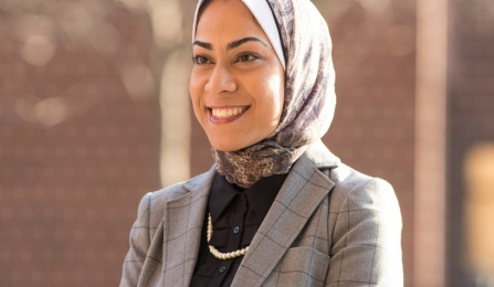 Photo of Asmaa Lashin, MBA '17