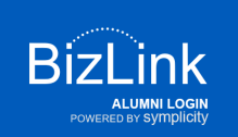 Bizlink logo links to Bizlink alumni website.