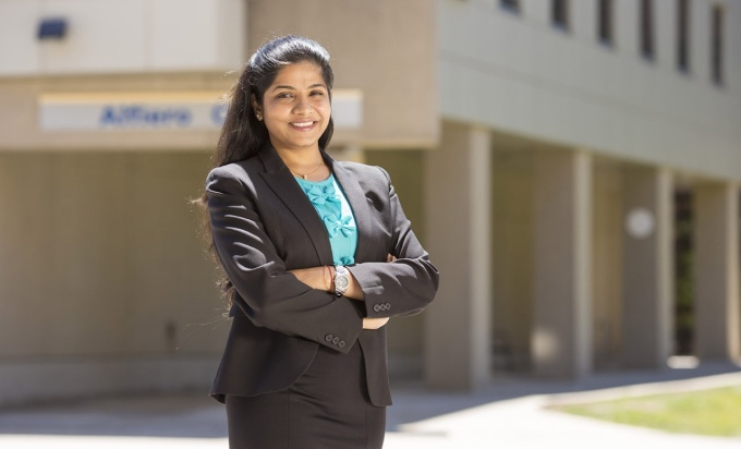 Shruti Bajpai, MS '16