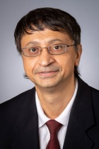 Debabrata Talukdar, PhD, professor of marketing