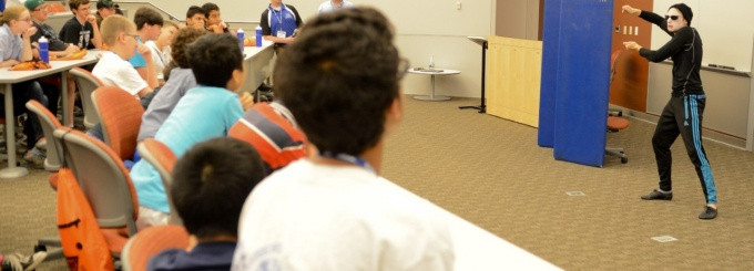 UB GenCyber Computer Summer Camp 2015