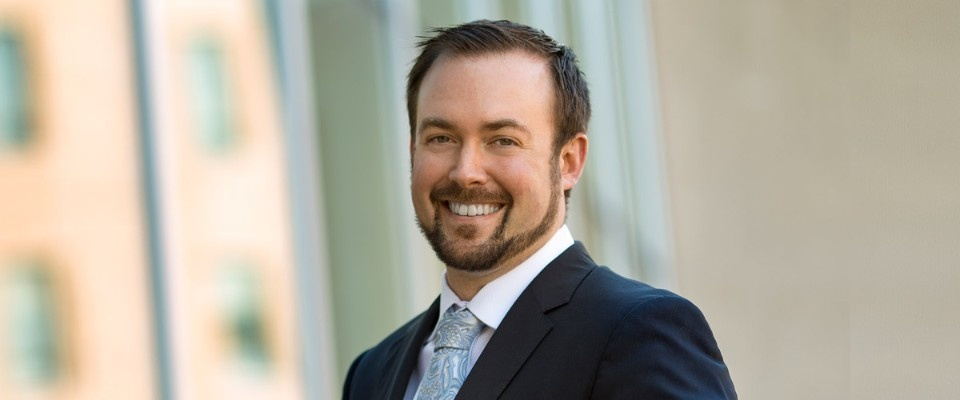 Profile story of Adam Pratt, CEL '08, EMBA '13.
