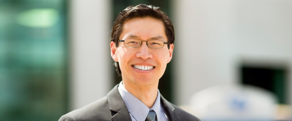 Profile story of Joseph Chow, MD, EMBA '14.