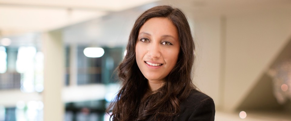 Photo of Eveeta Bajracharya, MBA '16