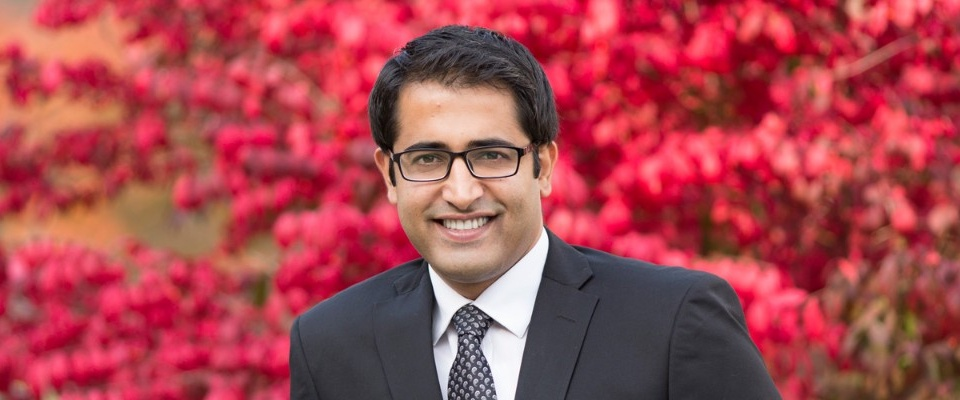 Photo of Sumit Arora, MBA '17