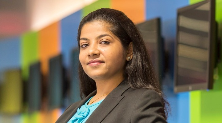 Photo of Shruti Bajpai, MS '16