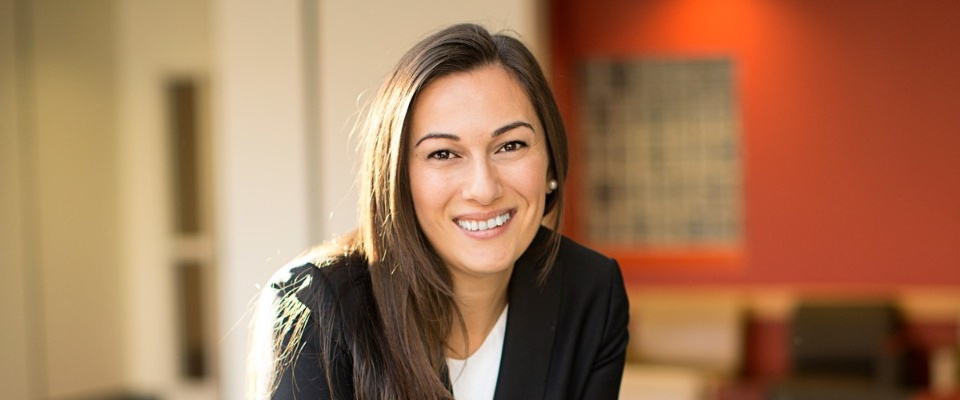 Profile story of Amela Dedajic, BS '05, PMBA '15