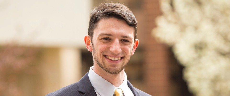 Photo of Alec Schon, BS '15, MS '16